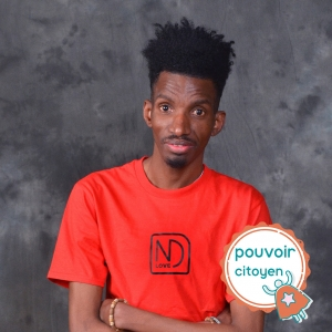 photo profil en collecte campagne solidaire ND LOVE