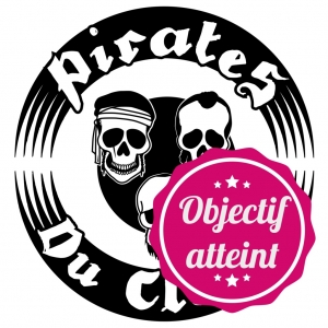 photo profil objectif atteint pirates