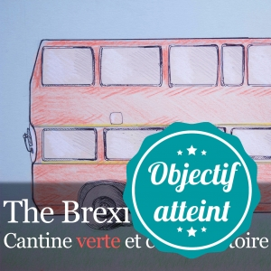 photo profil objectif atteint the brexit bus